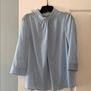 The Limited light blue size S blouse